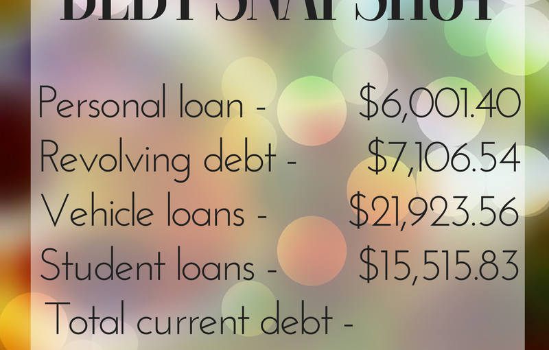 Current Debt Summary