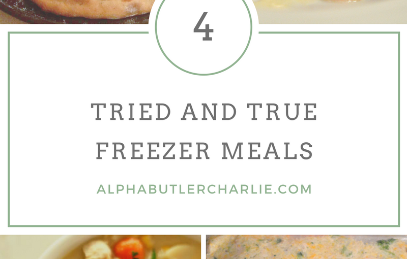 4 tried and true (by me) freezer recipes to help boost your budget